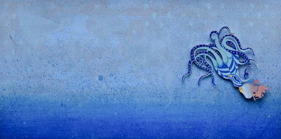 """""""Octopus Maiden"""""""