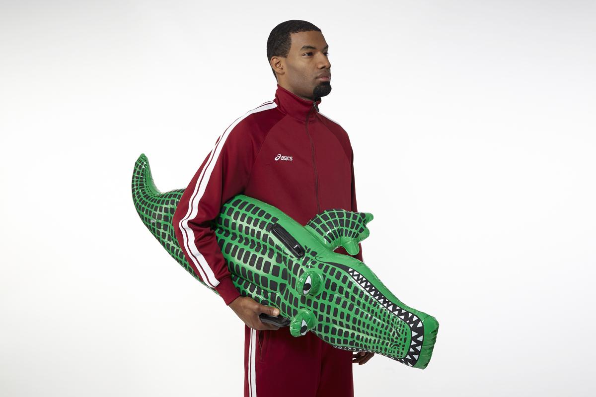 """Scott and the Alligator"""